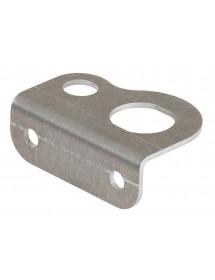 Placa de fijación botones Rotax