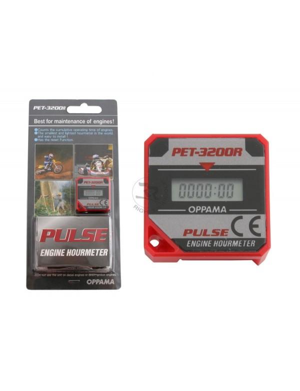 Cuenta horas OPPAMA PET 3200R