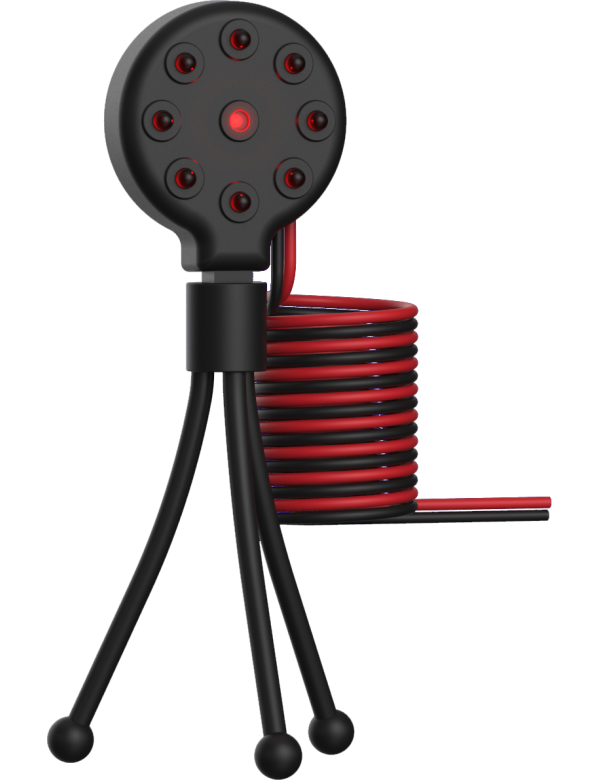 Transmisor infrarrojos Alfano 8 LEDS
