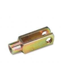 Horquilla M6 36 mm ACERO