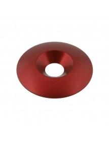 Arandela Cónica 34x8 Color Rojo