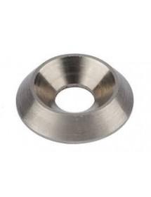 Arandela 18x6 Cónica Aluminio
