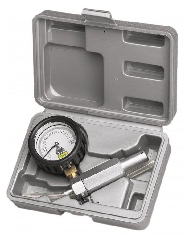 Manómetro de control presión carburador