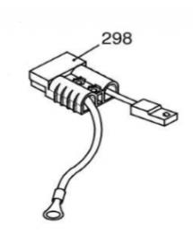Cable arranque motor X30