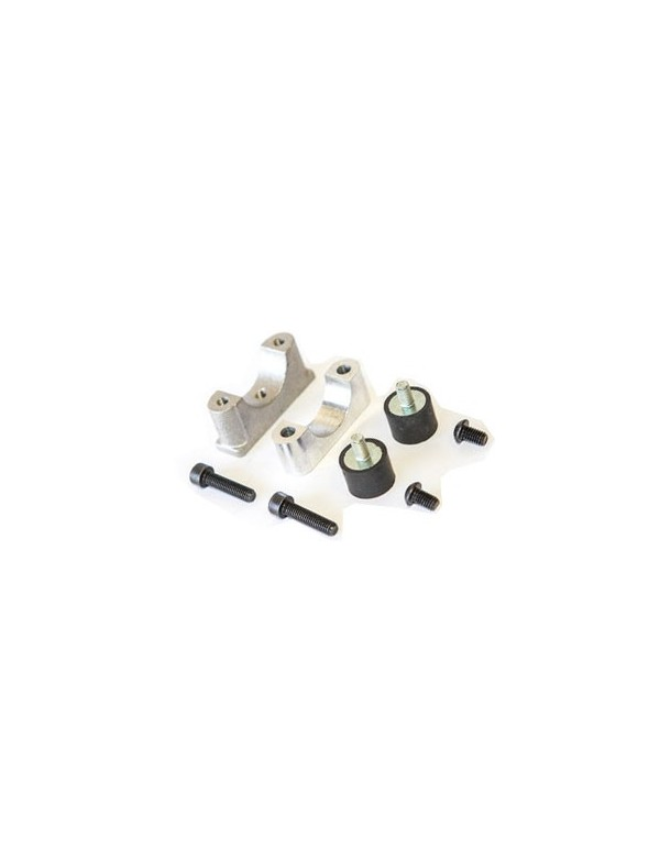 Brida sujección soporte bateria 30 mm