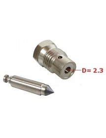 Paso gasolina 2,3 mm completo FIG. R51