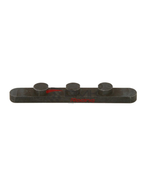 Chaveta  tres Tetones D7,5 mm H4, 30mm