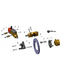 Sistema Freno MKB-V1 IPK