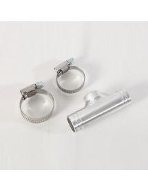 Abrazaderas de sensor de agua para manguera de silicona