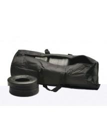 Bolsa porta neumáticos Negro