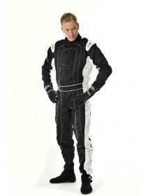 Mono Speed Standar Negro-blanco