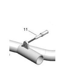 Tensor cable acelerador
