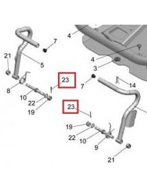 Pin seguridad D2 L18