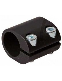 Brida 32 mm barra torsión Negra