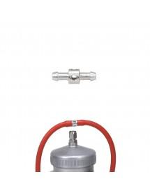 Conexión tubo Overflow carburador