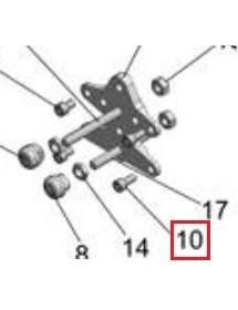 Tornillo M8X16
