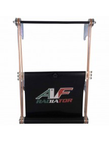 Cortinilla radiador AF