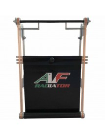 Cortina radiador AF Iame X30 NEW