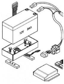 Conj. eléctrico X30