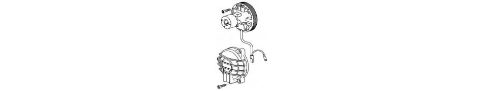 Repuestos, recambios piezas y partes Encendido y cableado Motores IAME Puma