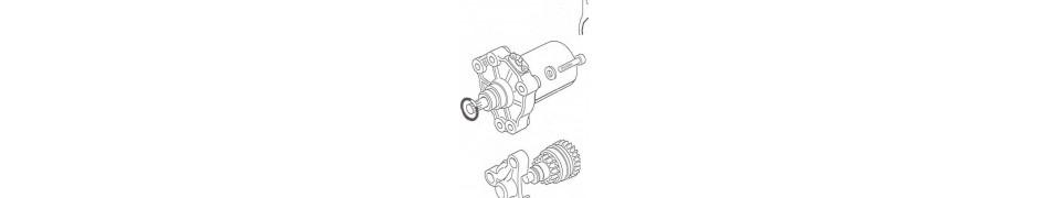 Repuestos y recambios accesorios y piezas arranque electrico IAME Puma 64
