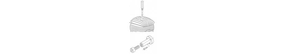 repuestos recambios accesorios y piezas Utiles Motor IAME Puma 64