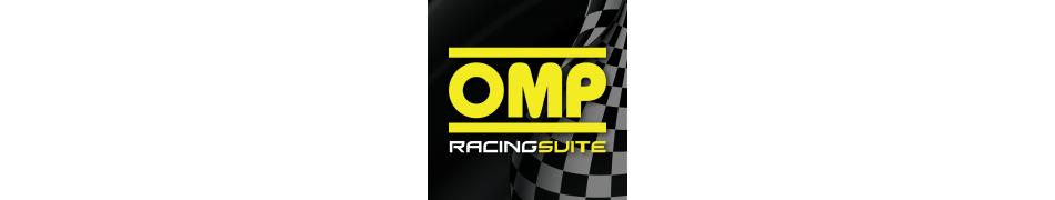 OMP líder en accesorios y equipamiento para los pilotos de karts, ropa, guantes, botas, protecciones...