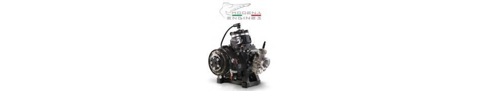 Motores Modena para Kart