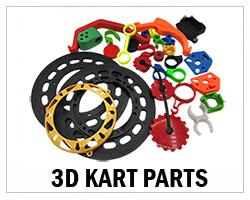 3D karts parts