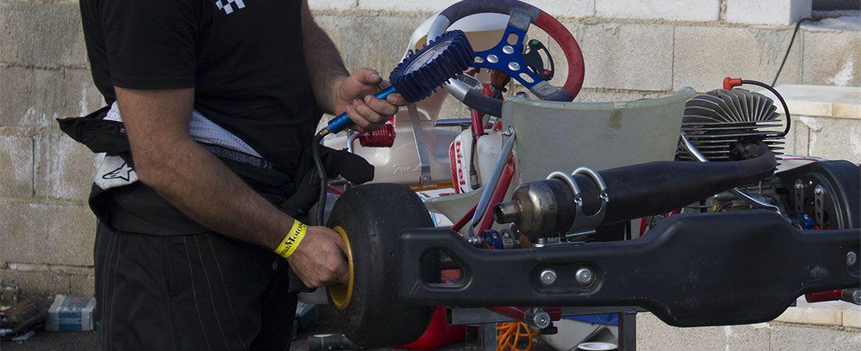 Como realizar un correcto Reparto de Pesos en un Kart