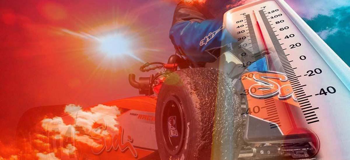 Como mejorar el rendimiento de tu Kart en verano