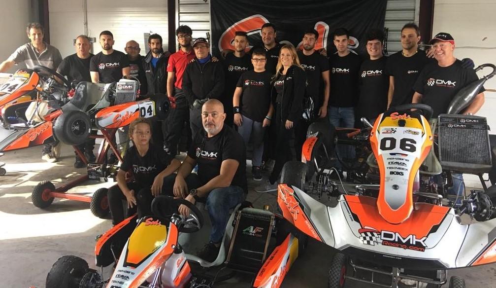 Equipo DMK Racing
