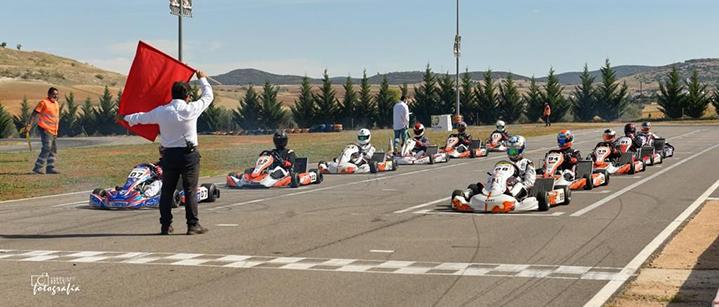 8 Podiums del Equipo DMK Racing Team en la 3ª prueba del CAMPEONATO MADRILEÑO DE KARTING